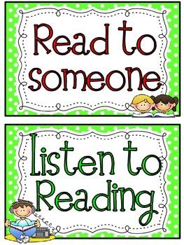 263x350 Daily 5 Mini Posters (Freebie) By Dawn Melvin Teachers Pay Teachers
