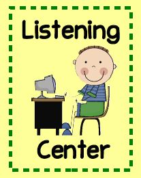 207x260 Free Daily 5 Book Review And Listening Center From First