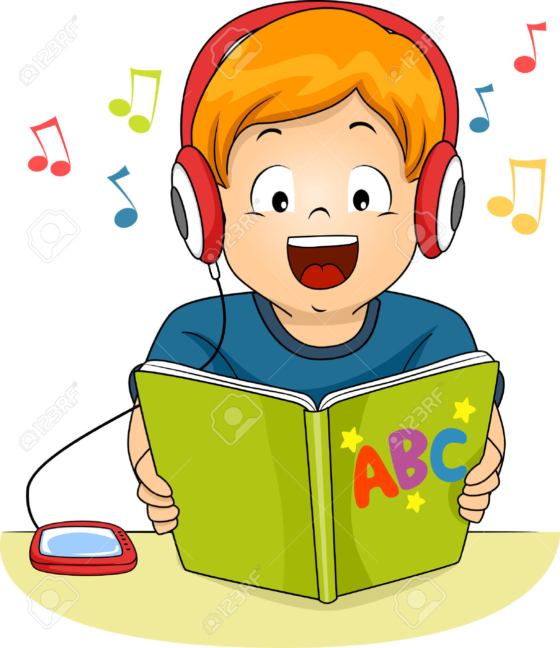 1124x1300 Images Listen To Reading Clip Art