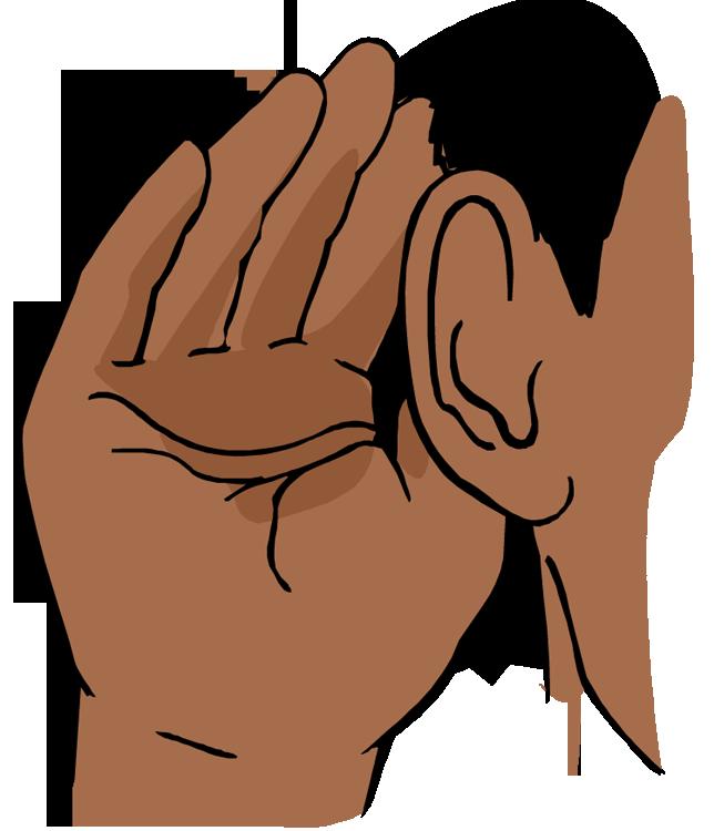 644x750 Clipart Ear Biezumd 4