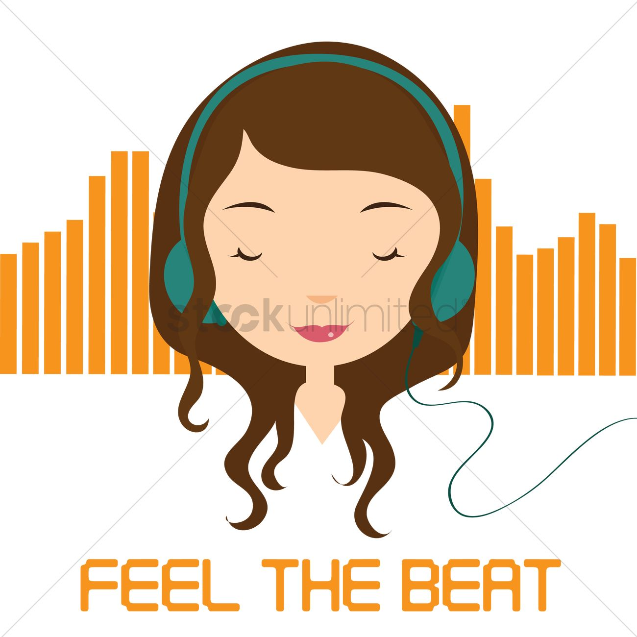 1300x1300 Headphones Clipart Cartoon Music