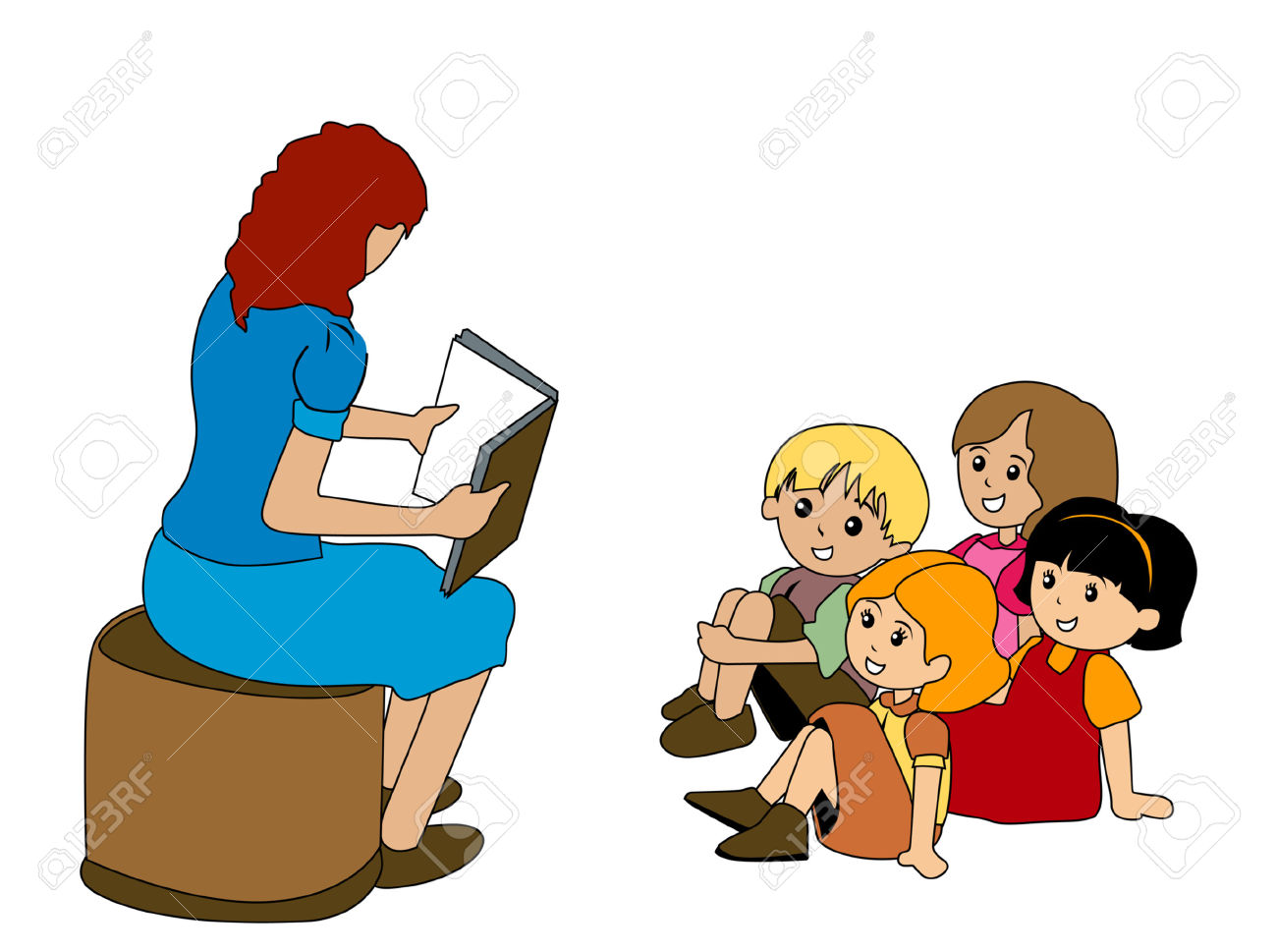 Listening To Teacher Clipart | Free download on ClipArtMag