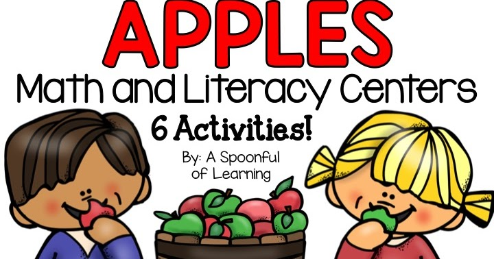 720x378 A Spoonful Of Learning Apple Centers Freebie!!