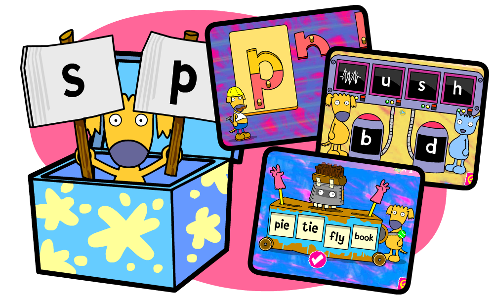 1000x600 Literacy, Language And Phonics Activities Busy Things