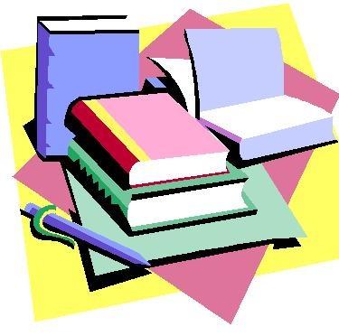 375x372 Desk Clipart Literary