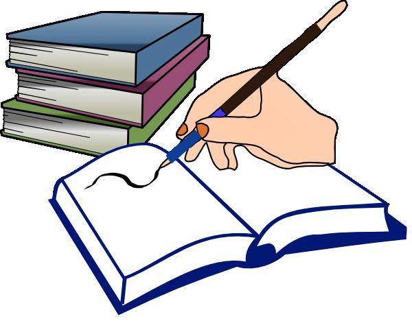 600x468 English Class Logo Literature Clipart The Cliparts