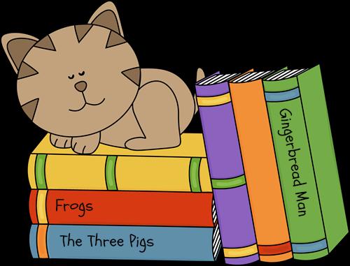 500x381 Library Clipart Children's Literature