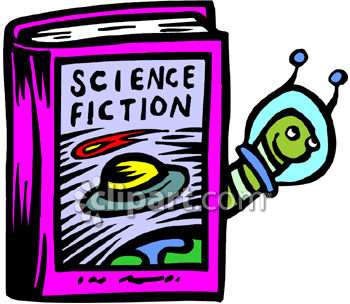 350x304 Science Book Clipart
