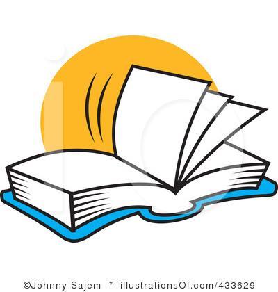 400x420 Bobook Clipart Literature