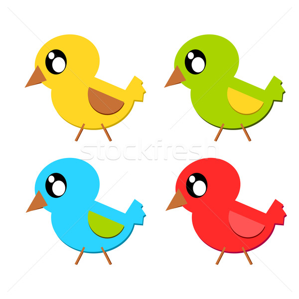 600x600 Little Bird Stock Photos, Stock Images And Vectors Stockfresh