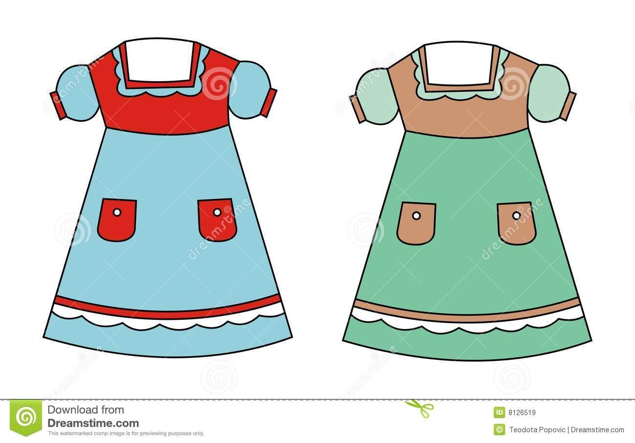 1300x906 White Dress Clipart Dres
