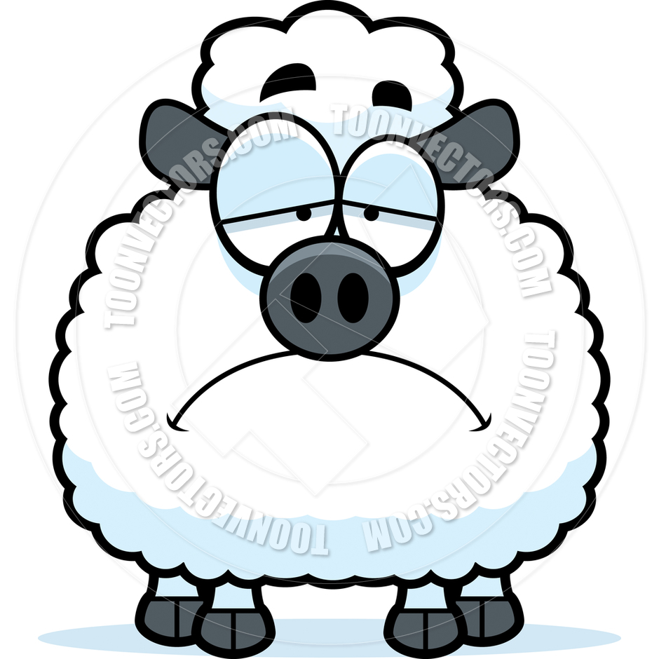940x940 Lamb Clipart Sad
