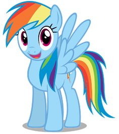 236x266 How To Draw Rainbow Dash From My Little Pony Friendship Is Magic