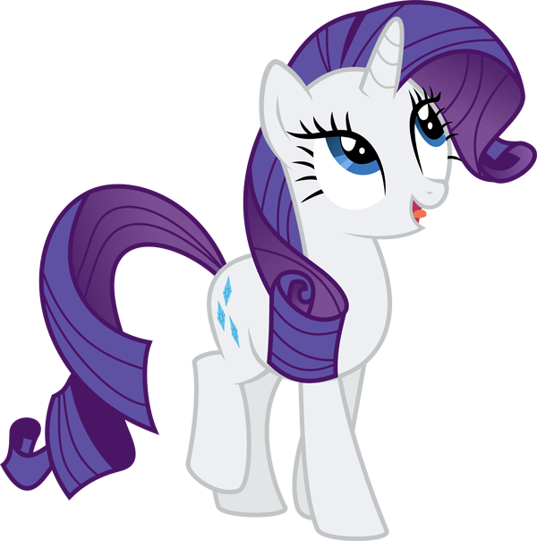 600x604 My Little Pony Clipart