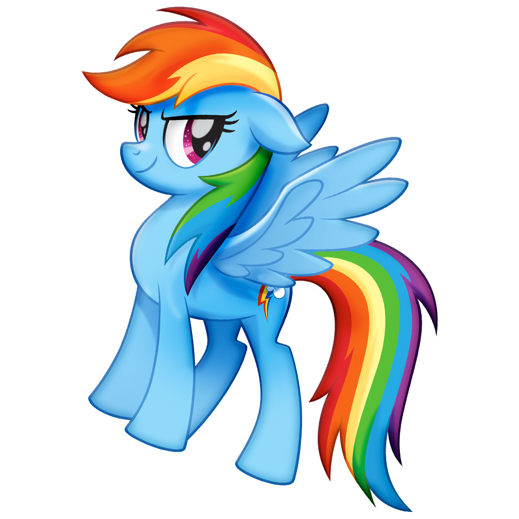 1024x1024 My Little Pony Clipart High Resolution