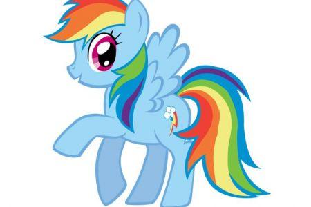 450x300 My Little Pony Clipart Shy