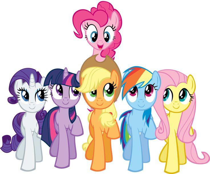 736x610 Top 74 Pony Clipart