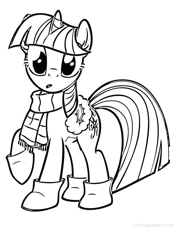 618x800 My Little Pony Free Printables Little Pony Coloring Pages Free