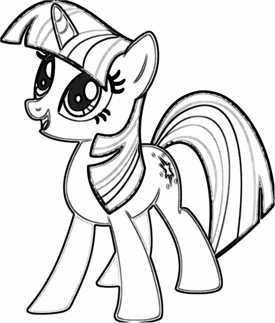 900x1056 My Little Pony Coloring Pages
