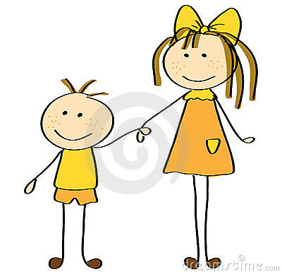 400x388 Baby Sister Clip Art Cliparts