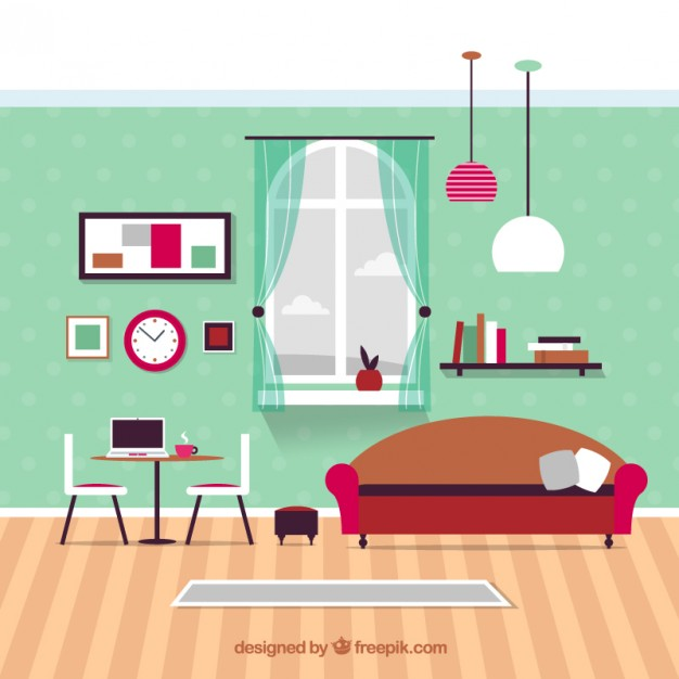 626x626 Living Room Furniture Clipart. Clip Art Of Living Room Furniture