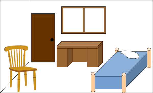 600x365 Living Room Clipart Animated