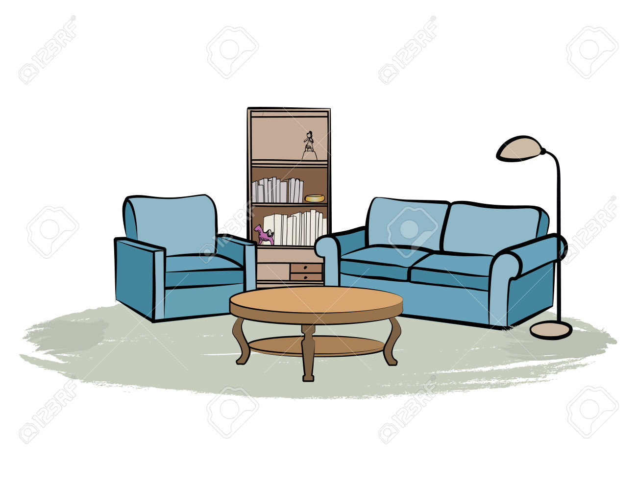 Living Room Clipart Free Download Best Living Room Clipart On