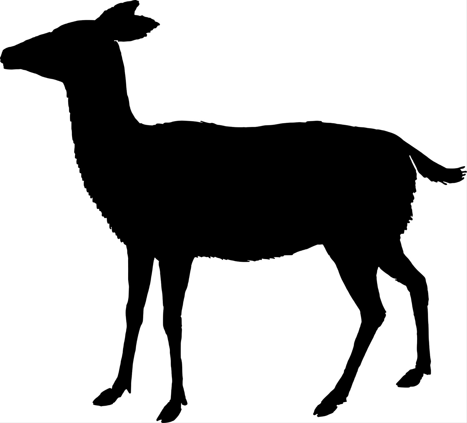 Deer head doe. Collection of clipart free