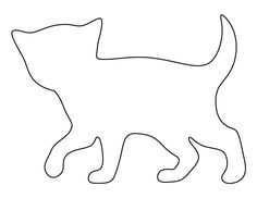 236x182 Alpaca Pattern. Use The Printable Outline For Crafts, Creating
