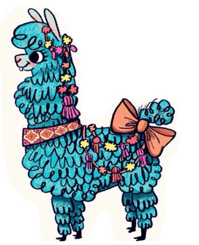 Llamas Clipart