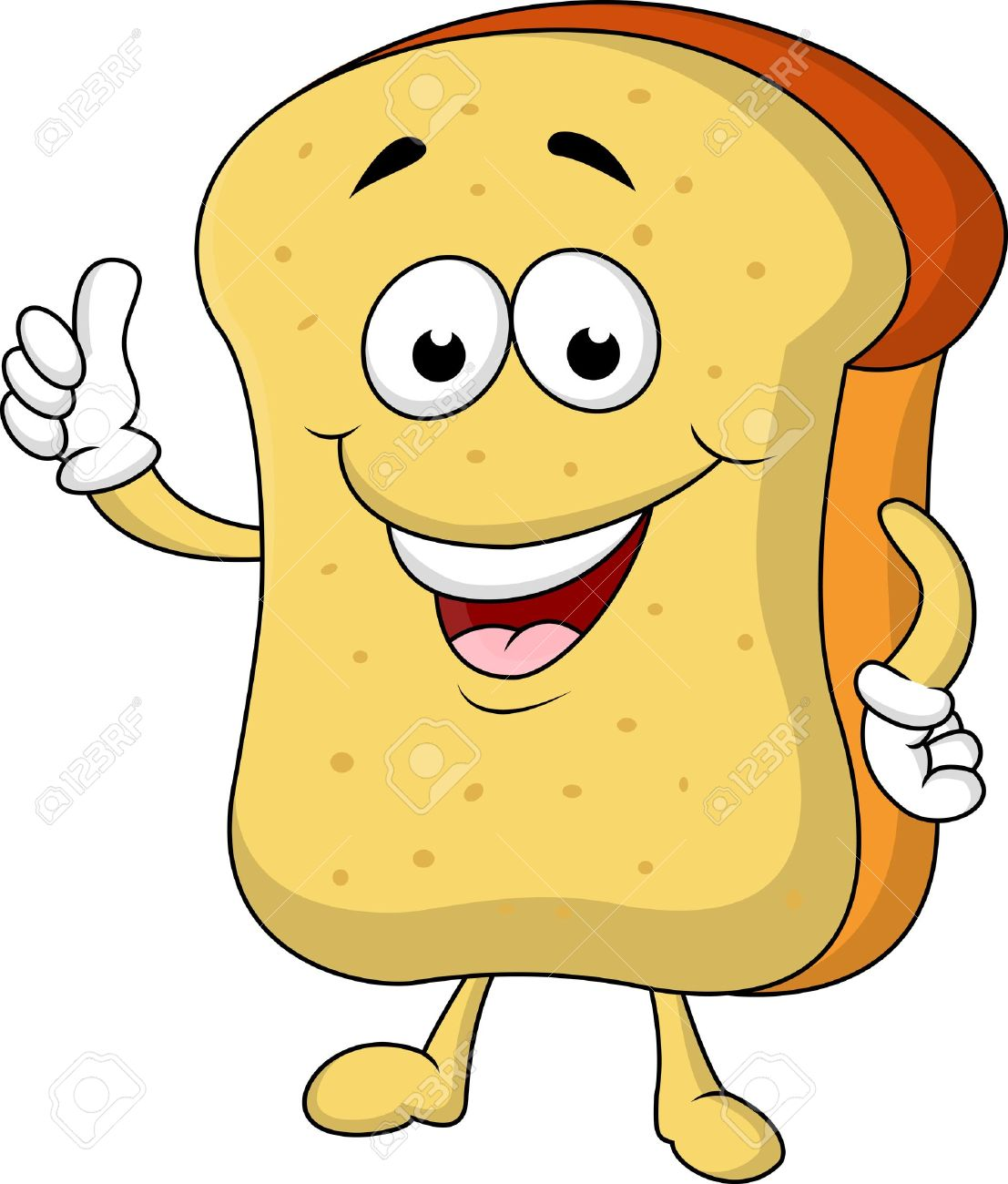 1107x1300 Bread Clipart Animated