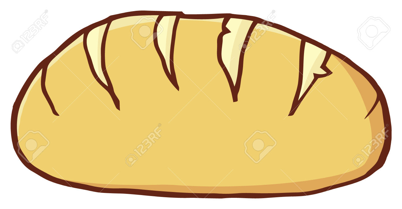 1300x675 Bread Clipart Drawn