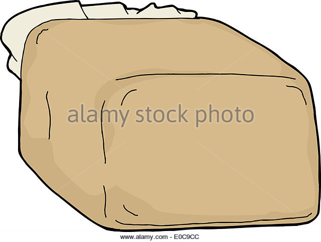 640x483 Freehand Drawn Cartoon Loaf Bread Stock Photos Amp Freehand Drawn