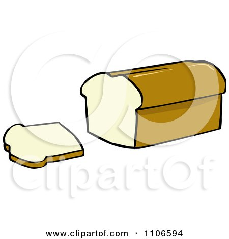 450x470 Royalty Free (Rf) Loaf Of Bread Clipart, Illustrations, Vector