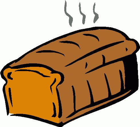 490x443 Bread Clipart For Kid
