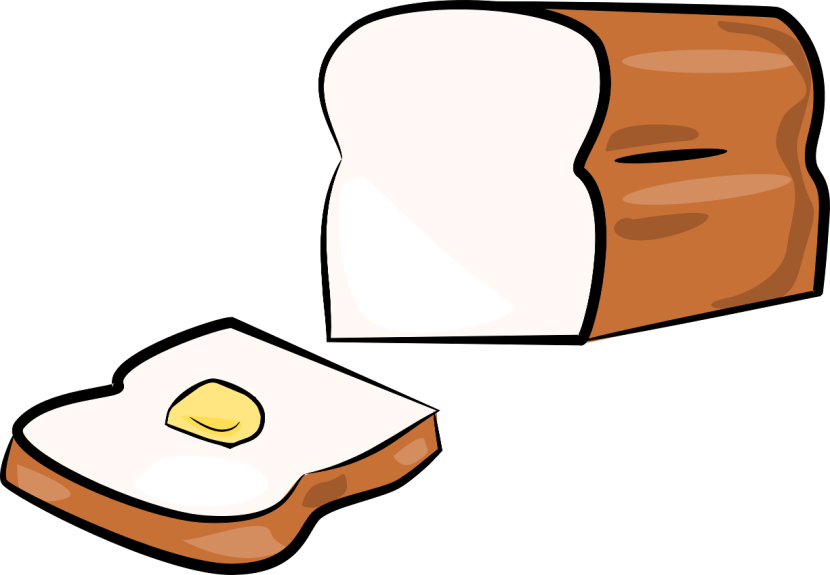 830x575 Loaf Of Bread Clip Art 2