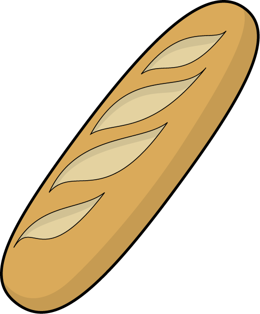 527x636 Loaf Of Bread Free Clipart 3 Pages Clip Art 2
