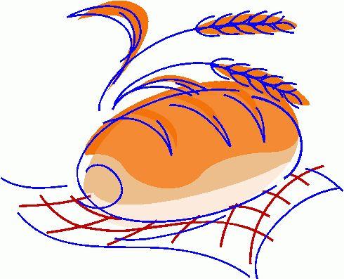 490x397 Bread Clipart Artisan