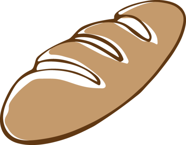 600x467 627 Bread (Loaf) Clip Art From Oldcuts.co Clip Art