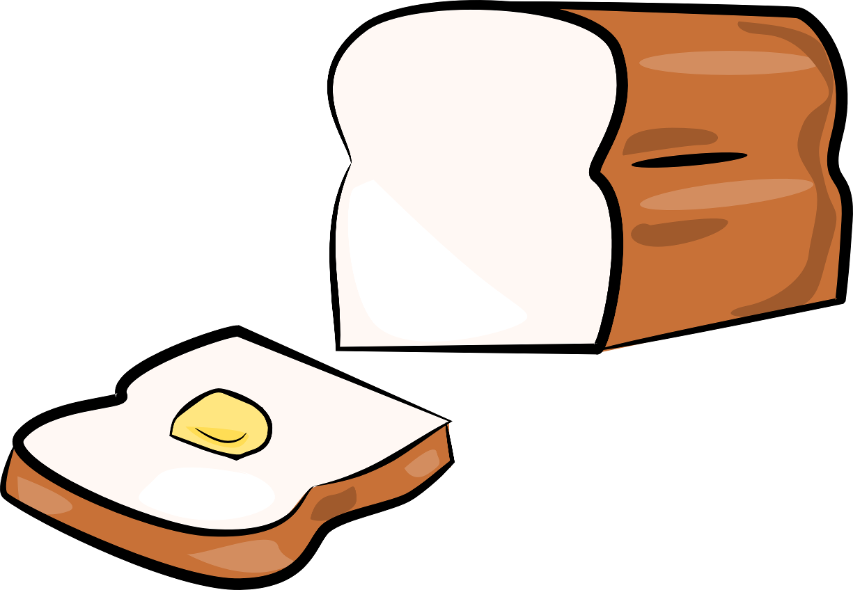 1225x848 Bread Clipart And Illustration Bread Clip Art Vector Image 9 2