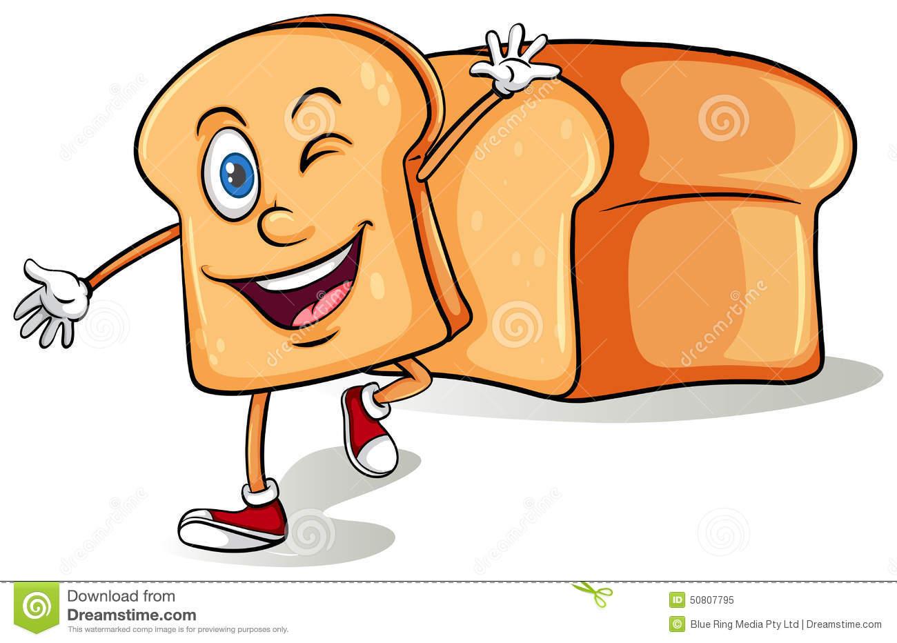 1300x932 Bread Clipart Face