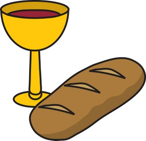 300x291 Loaf Of Bread Wine Clipart Image Bread And Wine Image