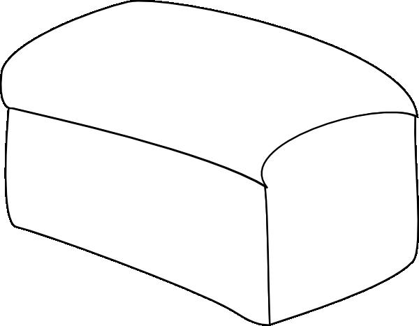600x467 Bread Clip Art