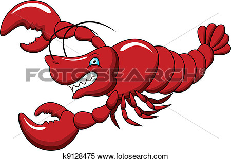 Lobster Claw Clipart
