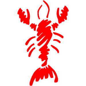 300x300 Lobster Clipart 13