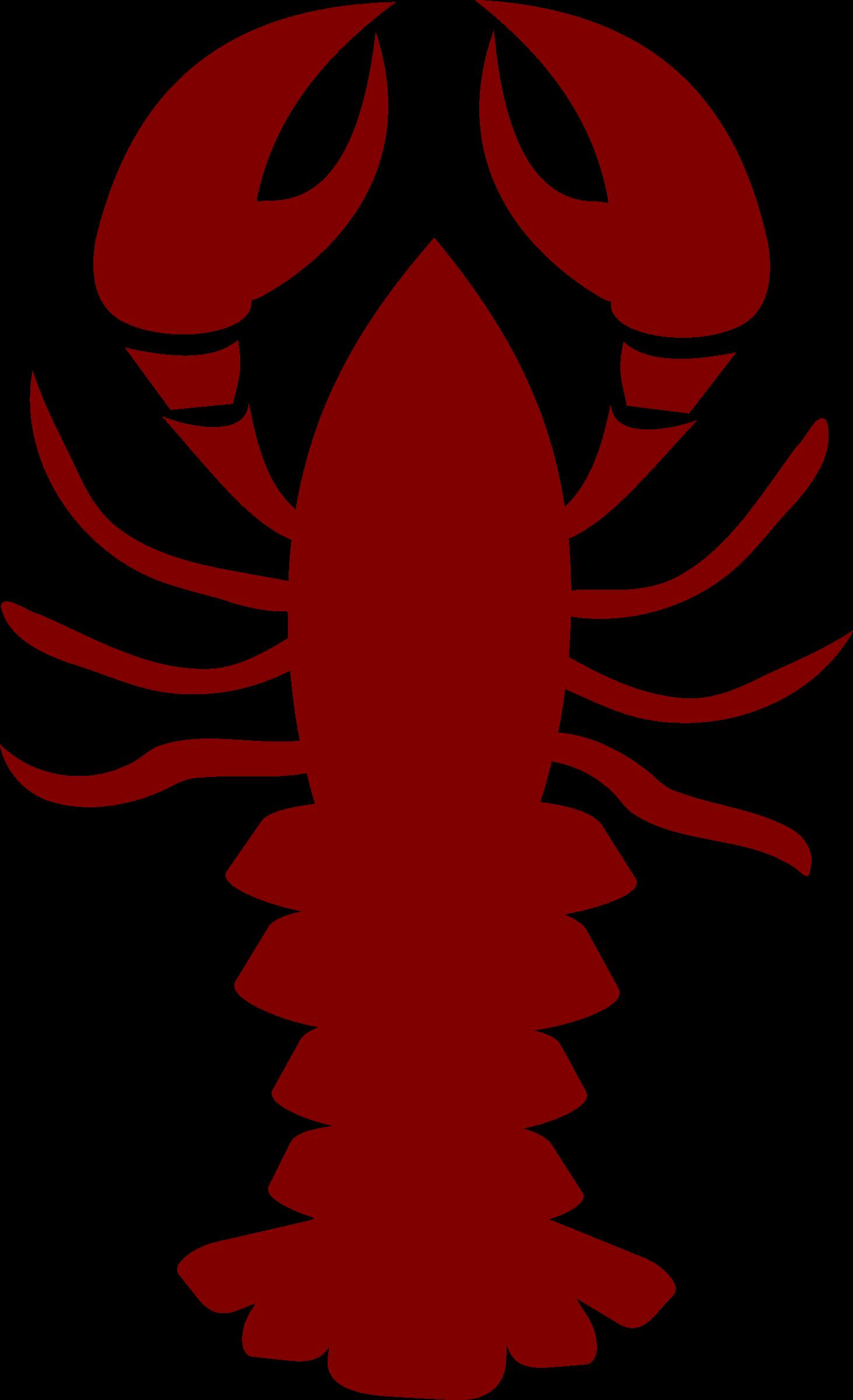 1463x2400 Clip Art Lobster Clipart Clipartix