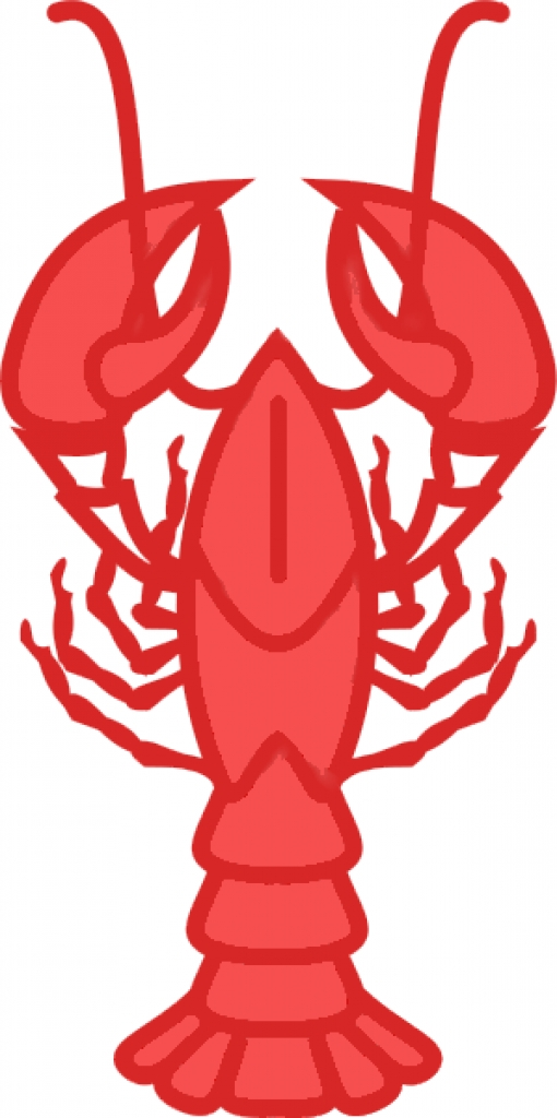 510x1024 Clipart Lobster Many Interesting Cliparts