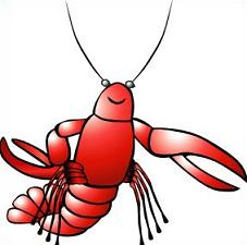 227x225 Free Lobster Clipart