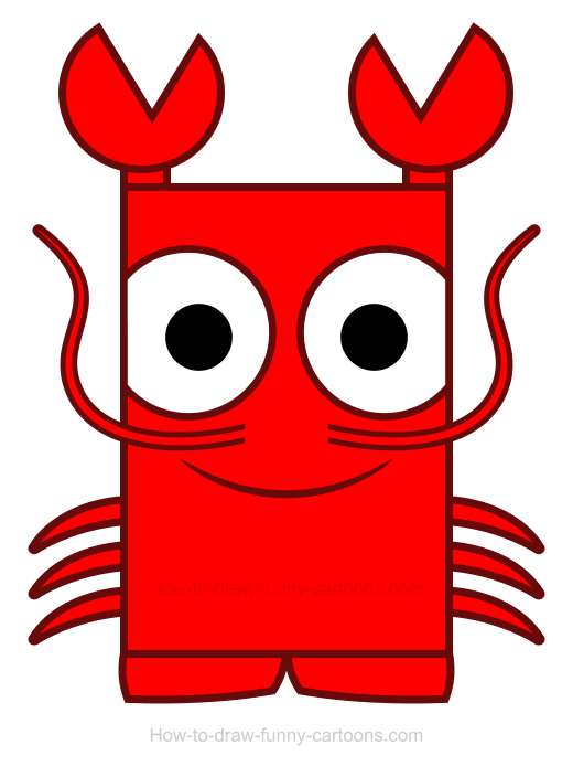 520x704 Lobster Clip Art Free Clipart Images 3