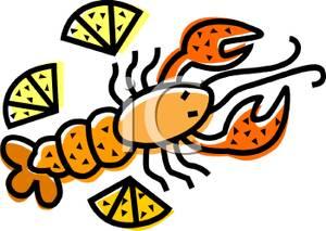 300x213 Lobster Clip Art